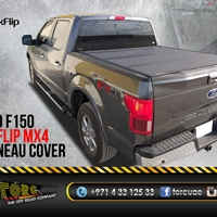 F150 Bakflip MX4 Bed Cover