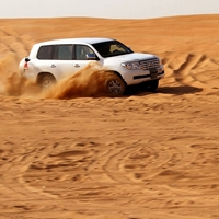 dubai off road desert dunes